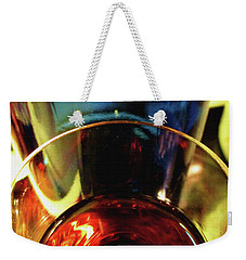 A Drop Of Sherry Weekender Tote Bag