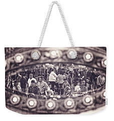 A Fair Day Weekender Tote Bag by Caitlyn  Grasso