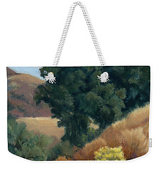 A Fall Day At Whitney Canyon Weekender Tote Bag