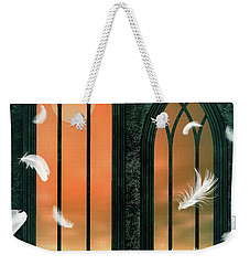 A Fallen Angel Weekender Tote Bag