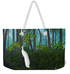 A Fantasy In White Weekender Tote Bag