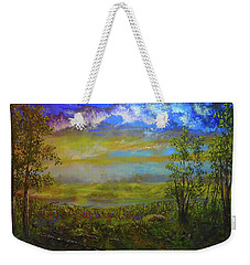 A Far Place  Weekender Tote Bag