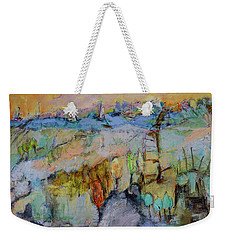 A Fine Day For Sailing Weekender Tote Bag by Sharon Furner