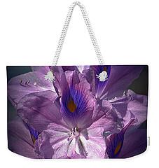 A Floral Splendor Weekender Tote Bag
