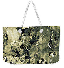 A Flower Dream Weekender Tote Bag