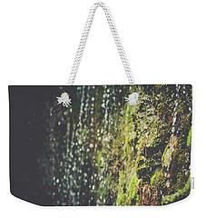 A Flowing Rock Weekender Tote Bag