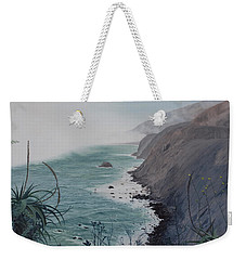 A Fog Creeps In Weekender Tote Bag
