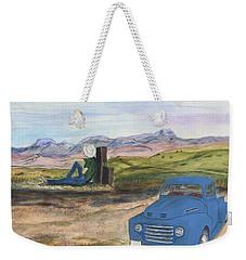 A Ford Weekender Tote Bag