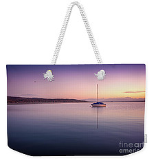 A Fragile Moment Weekender Tote Bag