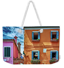 A Fragment Of Color Weekender Tote Bag