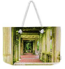 A Garden House Entryway. Weekender Tote Bag