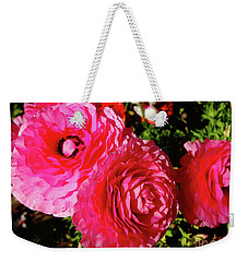 A Garden In March Weekender Tote Bag by Gem S Visionary