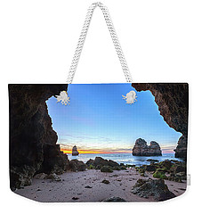 A Gate To The Ocean Weekender Tote Bag