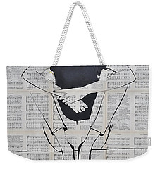 A Girl Like You Weekender Tote Bag
