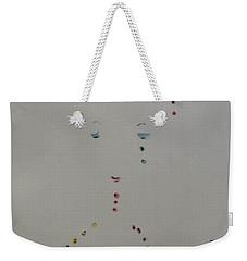 A Girl Weekender Tote Bag