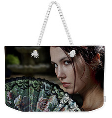A Glance In The Night Weekender Tote Bag