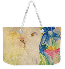 A Golden Day's Glory Weekender Tote Bag