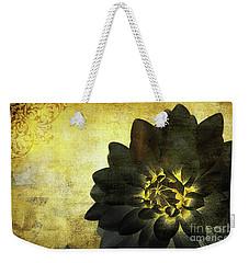 A Golden Heart Weekender Tote Bag