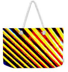 A Good Feeling Weekender Tote Bag