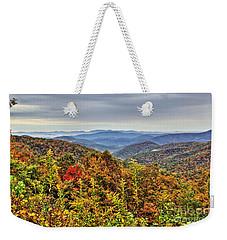 A Good Place To Ponder Weekender Tote Bag