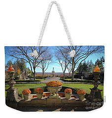 A Grand Entrance Weekender Tote Bag