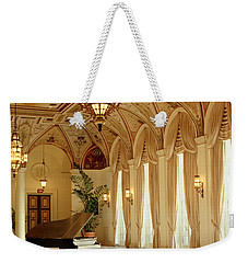 A Grand Piano Weekender Tote Bag