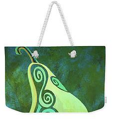 A Groovy Little Pear Weekender Tote Bag