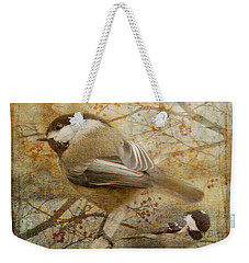 A Harbinger Of Changes 2015 Weekender Tote Bag