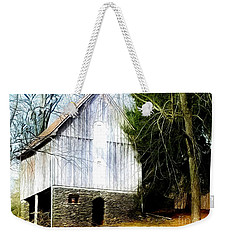 A Hidden Barn In West Chester, Pa Weekender Tote Bag