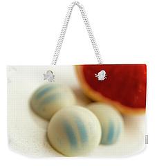 A Hint Of Grapefruit Weekender Tote Bag