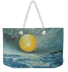 A Hole In The Sky Weekender Tote Bag