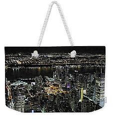 A Hudson View Weekender Tote Bag