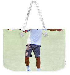 A Hug From Roger Weekender Tote Bag by Steven Sparks