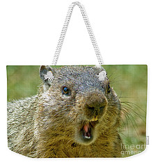 A Hungry Fellow  Weekender Tote Bag