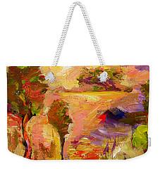 A Joyous Landscape Weekender Tote Bag