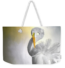 A Lady Needs Her Privacy Weekender Tote Bag