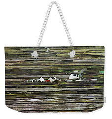 A Landscape With A Farm Weekender Tote Bag