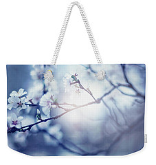 A Light Exists In Spring Weekender Tote Bag