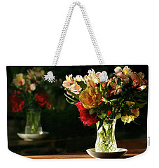 A Light Through Yonder Window Breaks Weekender Tote Bag