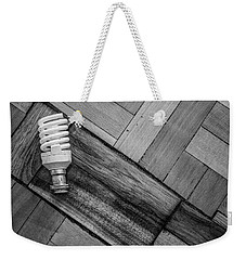 A Lightbulb Moment? Weekender Tote Bag