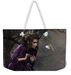 A Little Bird Told Me Weekender Tote Bag