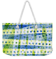 A Little Bit Of Chaos Weekender Tote Bag by Lori Kingston