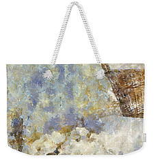 A Little Bit Of Country Weekender Tote Bag by Shirley Stalter