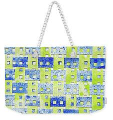 A Little Bit Of Order Weekender Tote Bag by Lori Kingston