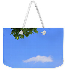 A Little Bit Of Zen Weekender Tote Bag by Mary Bedy
