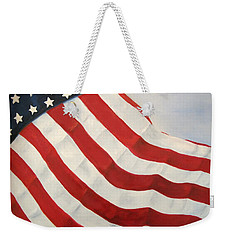 A Little Glory Weekender Tote Bag