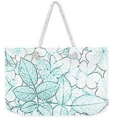 A Little Heart Weekender Tote Bag