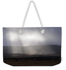 A Little Sun Must Shine Weekender Tote Bag