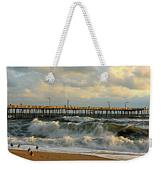 A Little Too Rough Weekender Tote Bag