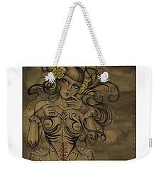 A Little Tribal Weekender Tote Bag